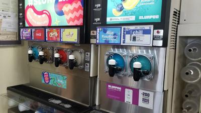 7-Eleven giving away free small slurpees Thursday