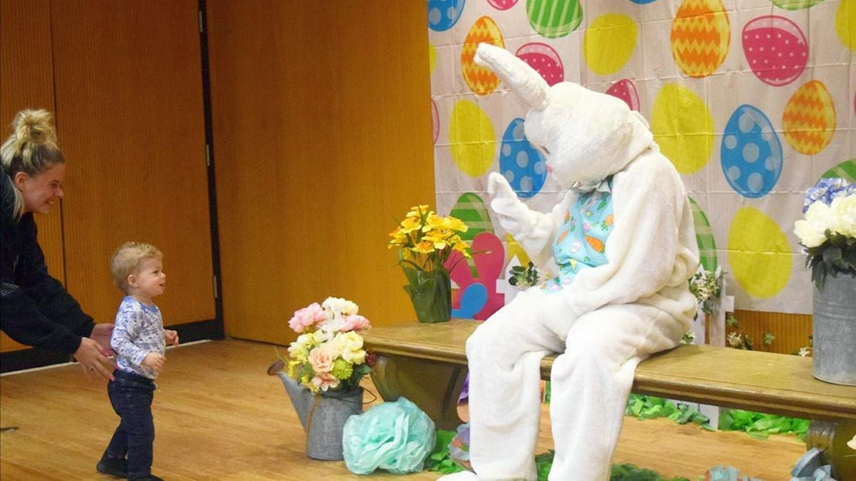 Easter at Reading Public Museum