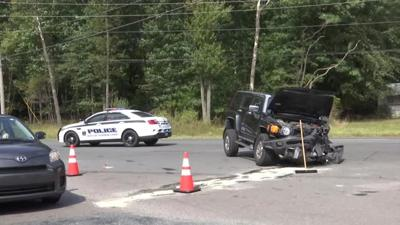 Police investigate head-on crash on Route 309 in Schuylkill