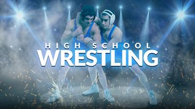 High School Wrestling Graphic
