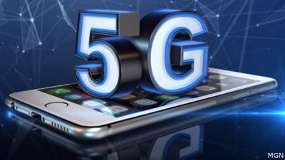 5G cellular network