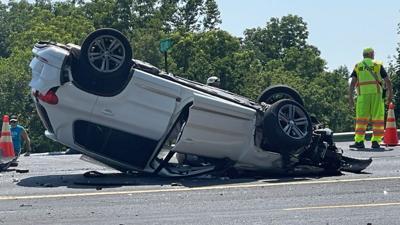 N. Whitehall Twp. crash