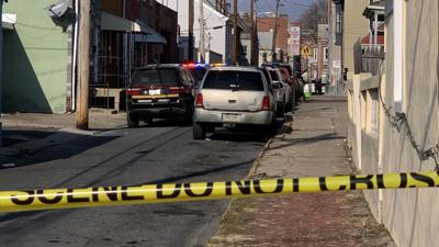 Shooting on Pearl Street in Reading