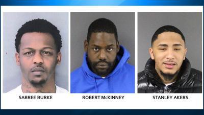 Heroin trafficking arrests