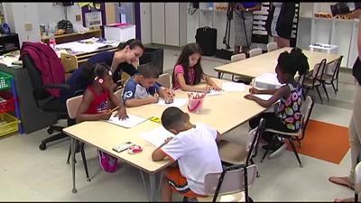 United Way celebrates National Summer Learning Week
