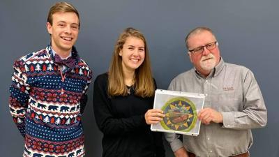 Gov. Mifflin student helps Brecknock design new logo