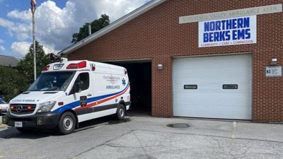 Northern Berks EMS - ambulance