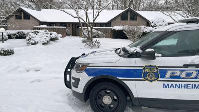 Manheim Township homicide scene