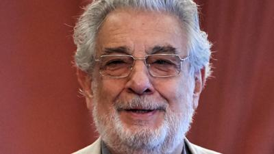 Philly Orchestra rescinds invitation to Placido Domingo