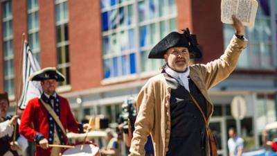 Out and About: Easton reenacts history at Heritage Day