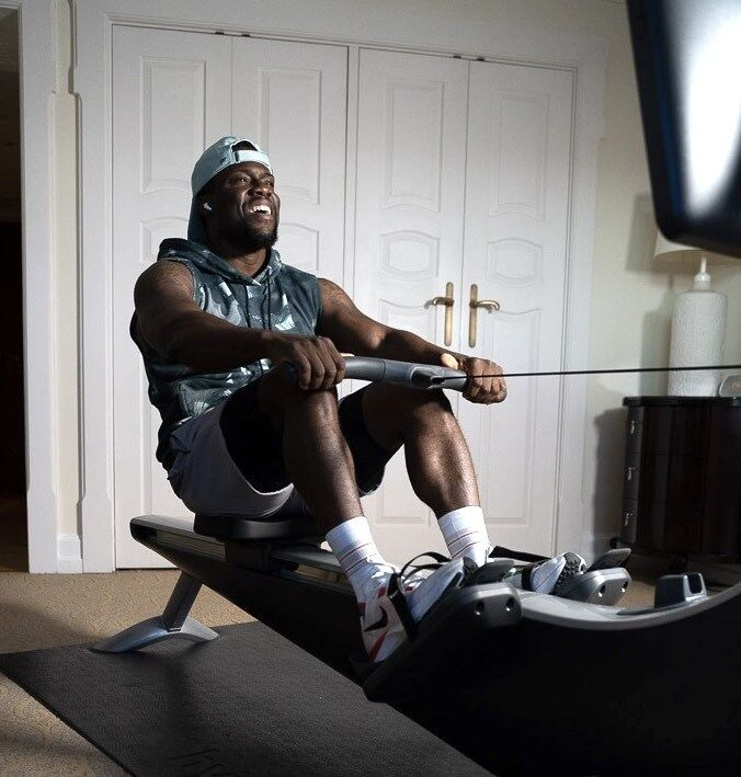 Hydrow, the leading at-home connected rower that brings the on-water experience of rowing straight to your home, announces Kevin Hart, Justin Timberlake, Lizzo, Aaron Rodgers, Whitney Cummings and Travis Kelce as investors.