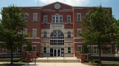 Pottstown Borough Hall Generic Municipal building