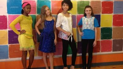 Young Designers Show Their Creations At Crayola Experience Entertainment News Wfmz Com