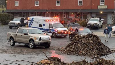 Welding accident in Penn Township