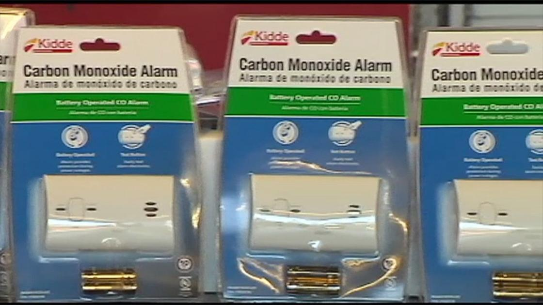Allentown firefighters team up with officials to raise awareness of dangers of carbon monoxide