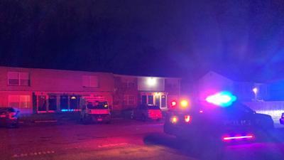 Forks Township gunshot victim