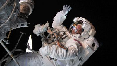 Astronaut casts Pennsylvania absentee ballot from space