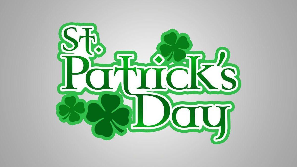 St. Patrick's Day - Fullscreen Graphic