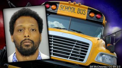 Children's home worker sent to trial in school bus assault