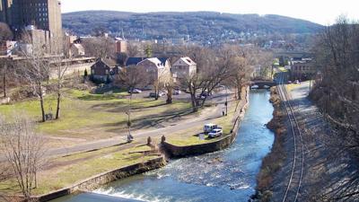 Bethlehem and Monocacy Creek