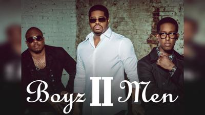 Boyz II Men at Santander Performing Arts Center
