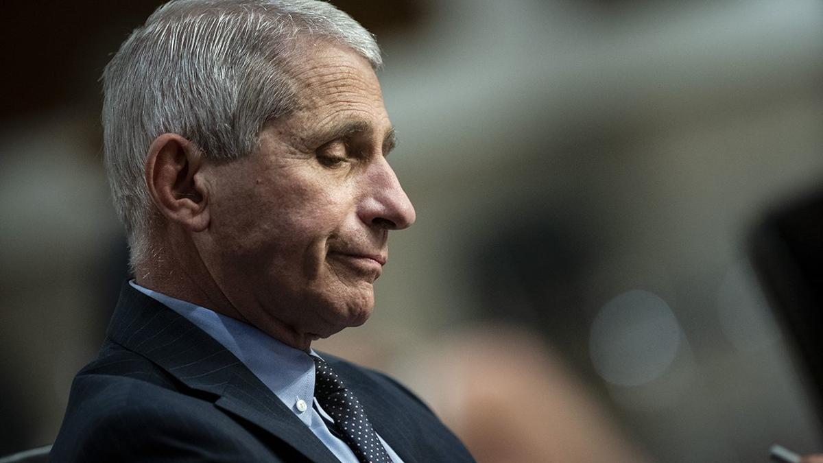 Dr. Anthony Fauci (File Photo)