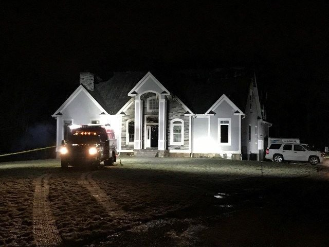 One injured in Cromwell house fire