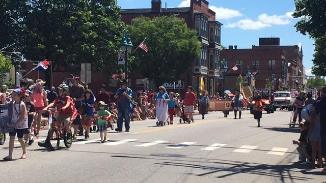 Boombox parade continues in Willimantic