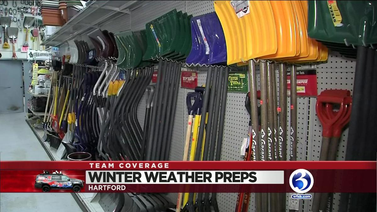 VIDEO: Public works crews, hardware stores ready for storms