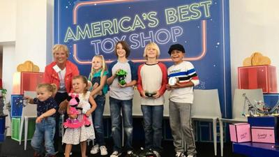 Top 40 toys chosen by kids revealed by Walmart