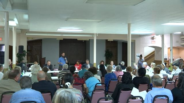 Community meeting held to discuss Hartford public safety initiative