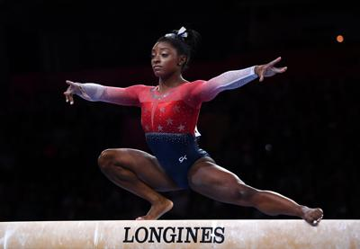 Simone Biles just became the most decorated female gymnast in history