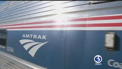 Amtrak train stuck in Branford for 3 hours