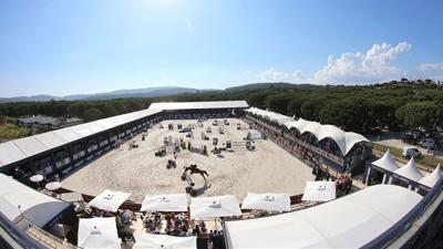 Show jumping stars join jet set in Saint-Tropez for LGCT showdown