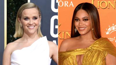 Beyoncé hooked Reese Witherspoon up with the new Ivy Park collection