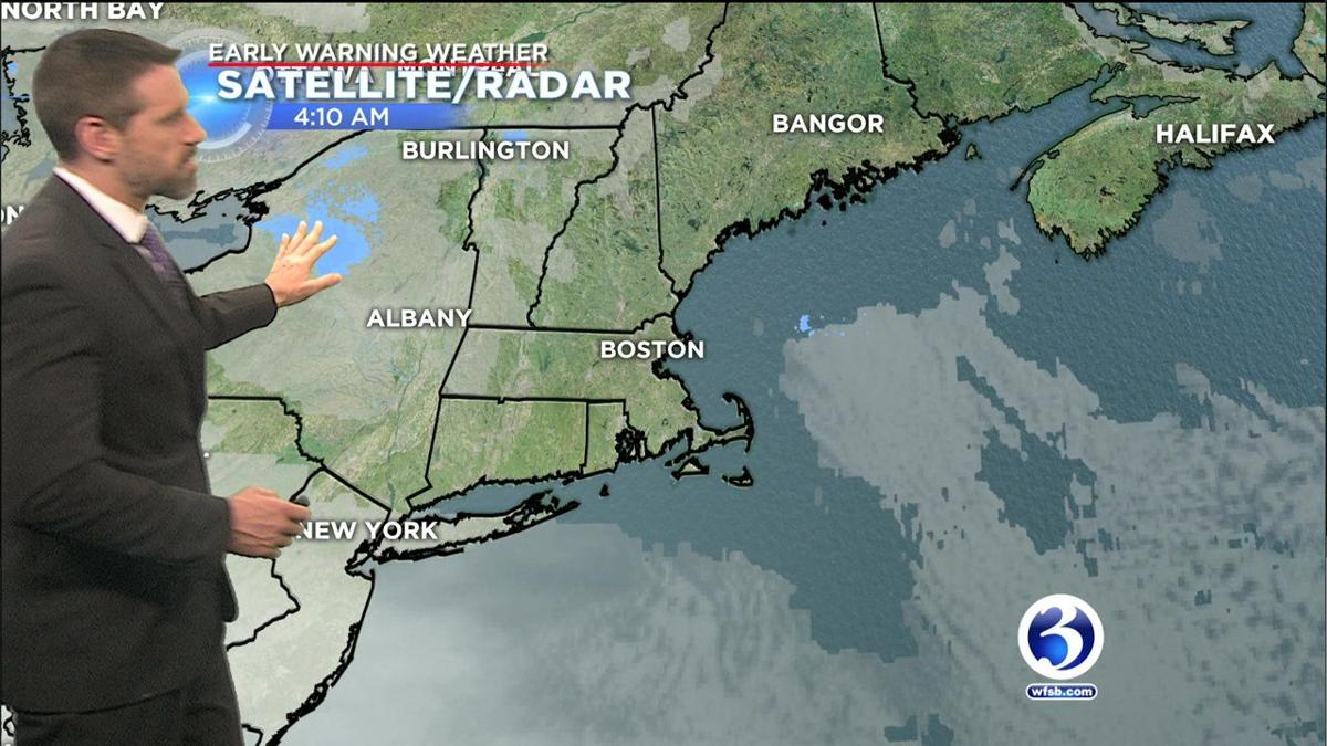 FORECAST: Cold and dry Sunday with partly sunny skies | Weather