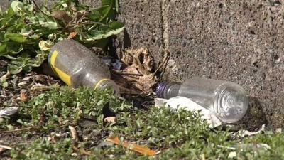Lawmakers want to see deposits on alcohol nip bottles