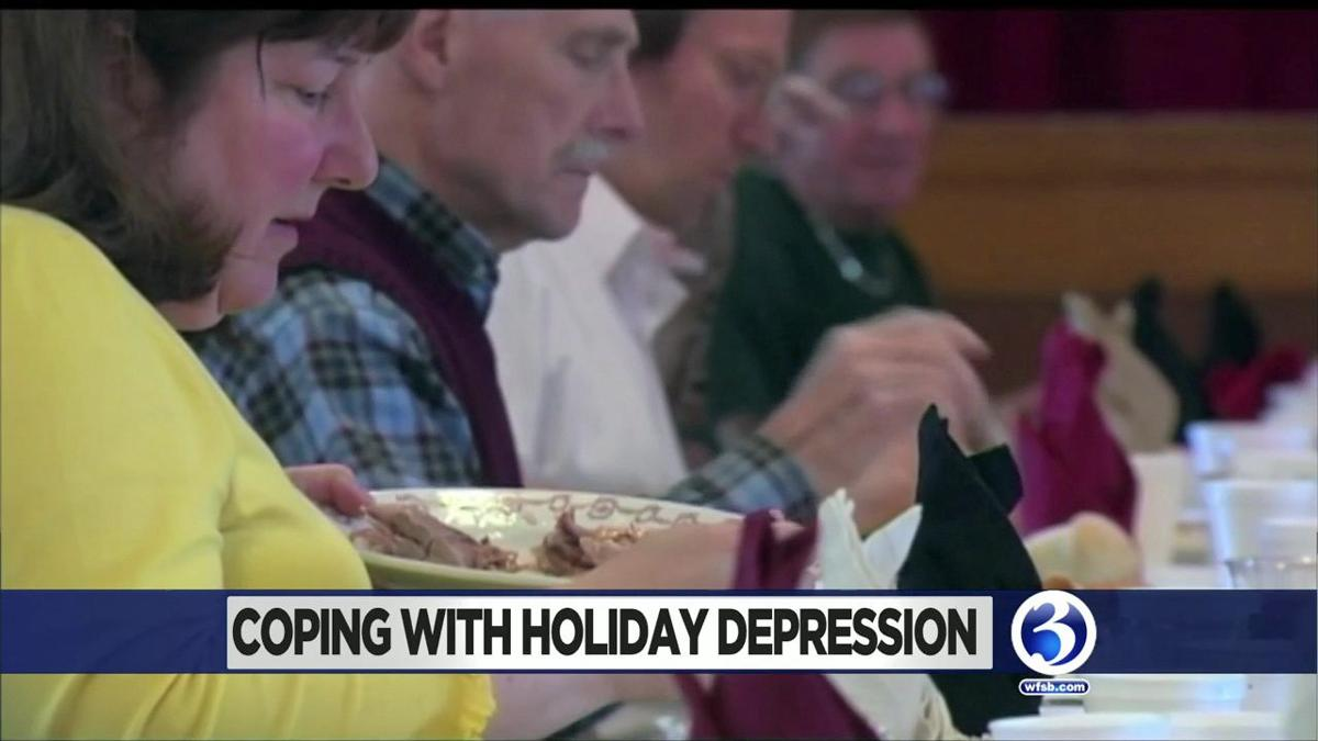 VIDEO: Coping with holiday depression