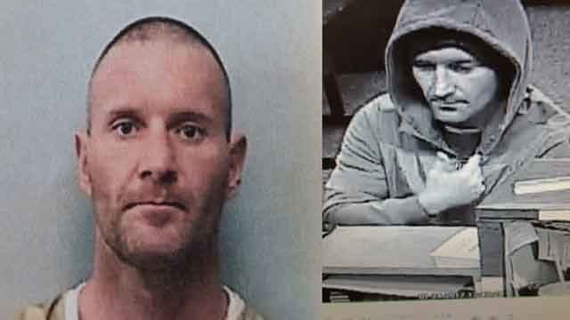 Police searching for 'armed and dangerous' man wanted in Putnam bank robbery