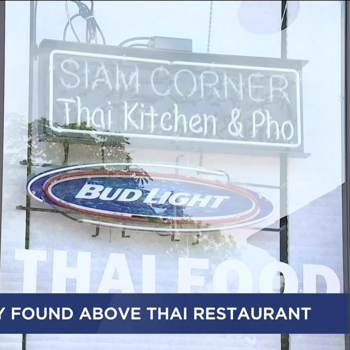 death closes Thai restaurant in Windsor