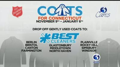 Coats For Connecticut Drive Helps Keep Residents Warm This Season
