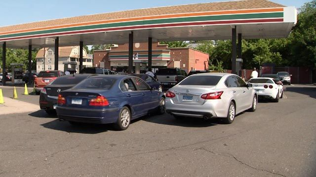 Nearly 300 drivers fill up during 'Gas on God' event in 2018