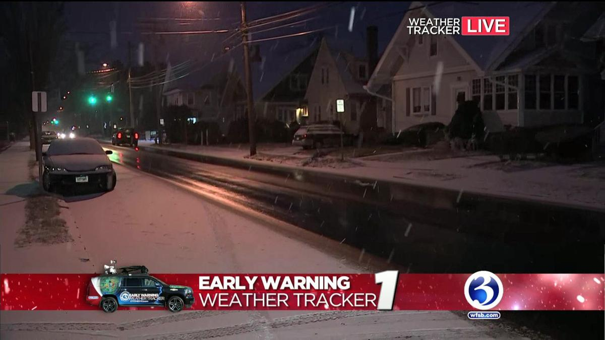 VIDEO: Schools delayed in Hamden
