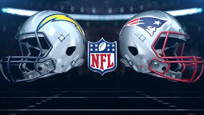 Patriots, Chargers