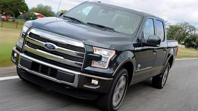 Ford recalls 2 million pickup trucks; seat belts can cause fires