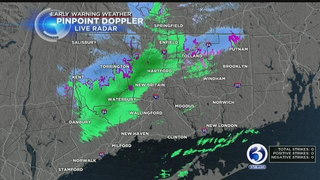 Lingering showers to end, warmer days ahead