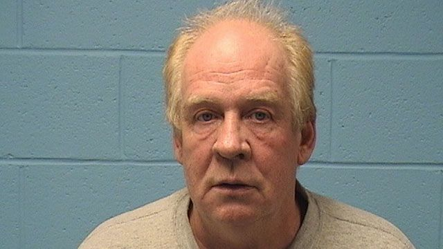 Wolcott man arrested for leaving dog tied up on hot July day