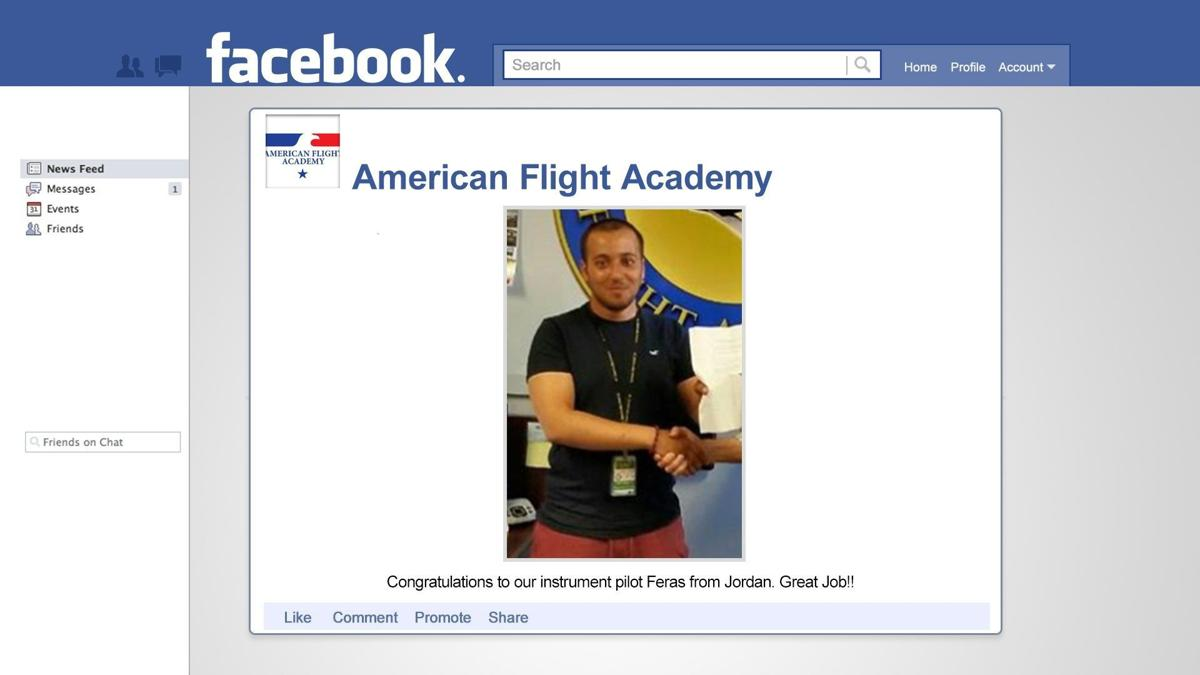 Wrongful death lawsuit filed against flight academy