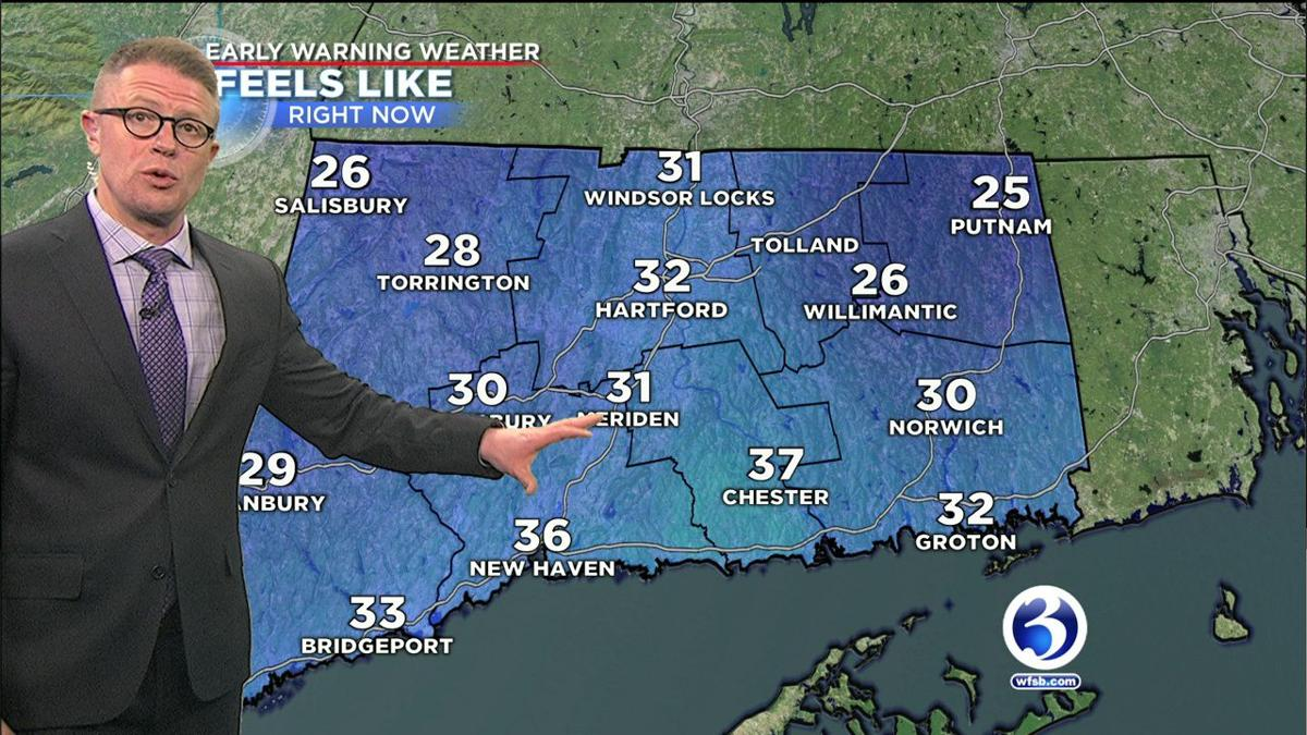 FORECAST: Chilly, but a slight warmup is on the way