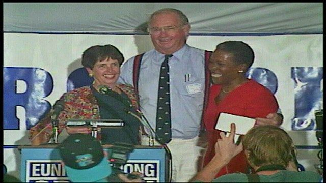 Former CT Lt. Governor Eunice Groark dies at the age of 80